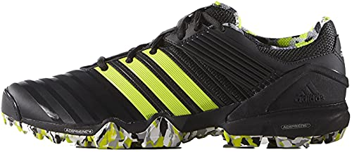 Adidas Adipower Hockey II Senior Hockeyschoen - Outdoor schoenen - zwart - 36