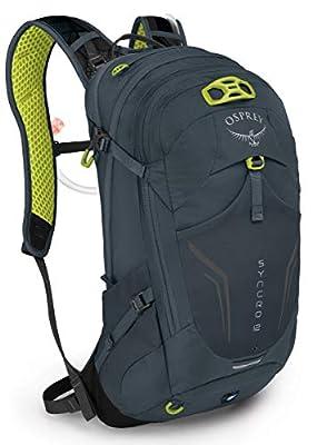 Osprey Syncro 12 Men's Bike Hydration Backpack, Wolf Grey