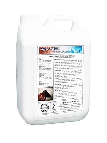Aquasteel Rust Converter and Primer 2.5 Litre