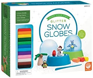 how to display snow globes