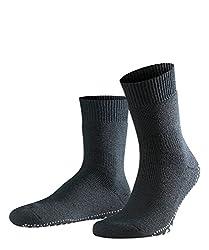 FALKE Unisex Socks, Homepads SO- 16500, Schwarz (Black 3000), 43-46