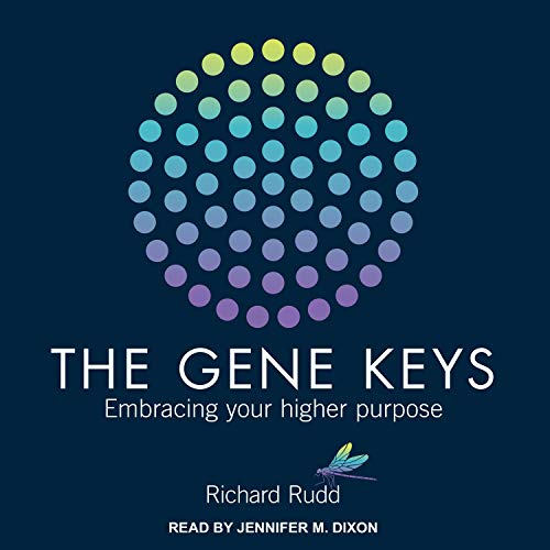 Gene Keys audiobook cover art