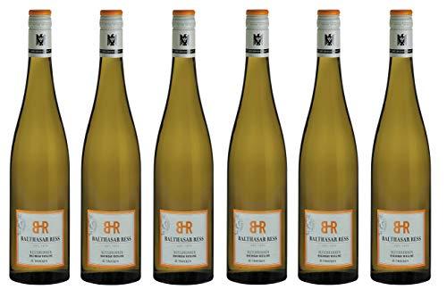 6x 0,75l - 2017er - Balthasar Ress - Hattenheim Nussbrunnen - Riesling - Großes Gewächs - Rheingau - Deutschland - Weißwein trocken