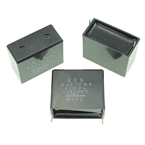 Kondensator 1uF 250V Capacitors Folienkondensator Eletronik Industrie