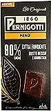 Pernigotti, Tavoletta Perù, Cioccolato Monorigine Extra-Fondente 80%, Gusto Deciso e Aromatico, Senza Glutine e Olio di Palma, 90 g
