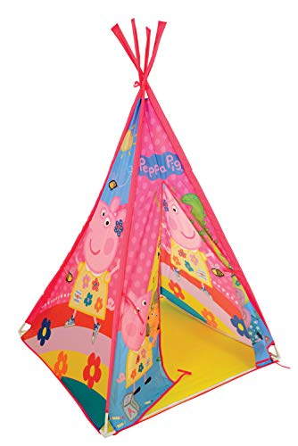 Peppa Pig M009700 Teepee, Wigwam, Pink