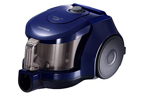 Samsung Aspirazione SC43U0 VCC43U0V3D, Staubsauger mit Doppelbehälter, blau, 170 W