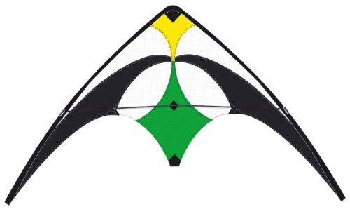 Guenther 1094 - Sport-Lenk-Drachen Moonloop 100x56cm