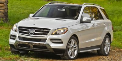 2015 Mercedes-Benz ML250 ML 250 BlueTEC, 4MATIC 4-Door ...