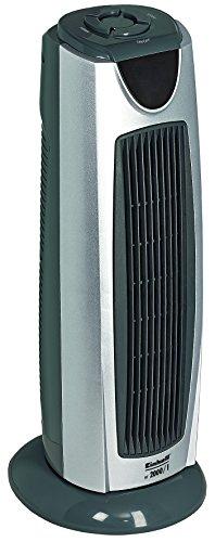 Einhell Heiztower HT 2000/1 (2.000 W max. Heizleist., 2,6 kg Gewicht, PTC-Keramik-Heizelement, 2 Heizstufen, Gebläse, autom. Abschaltung bei Umkippen)