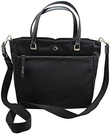 Kate Spade New York Jae Top Zip Medium Nylon Satchel Black product image