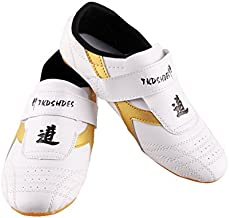 VGEBY Taekwondo Shoes, Breathable Kung Fu Tai Chi Shoes for Adults and Kids (Size : 45)