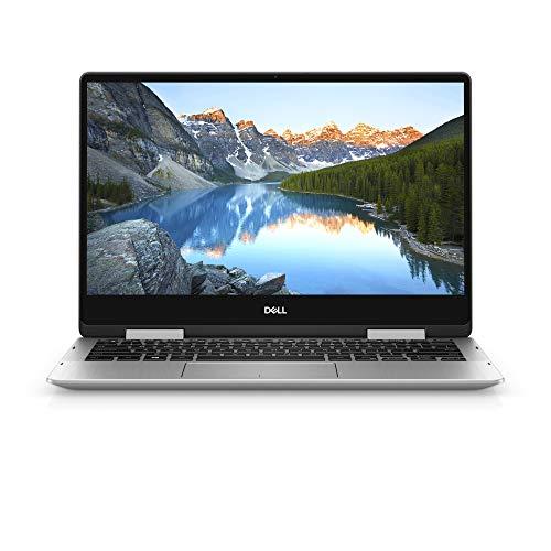 DELL Notebook Inspiron 13 7386 2in1, Display 13.3   Touch Screen FHD, Processore Intel Core i7-8565U, RAM da 16 GB, 512 GB SSD, scheda grafica integrata, Windows 10 Home