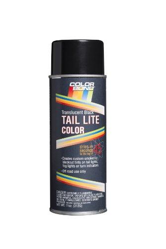 ColorBond (642) Transluscent Black Tail Light Color Tint Spray - 11 oz