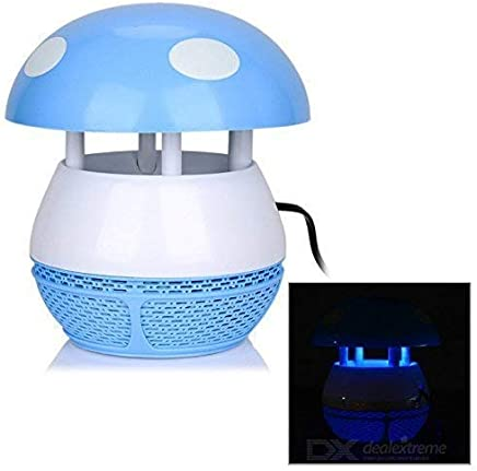 EUROAPPS Electronic Led Mosquito Killer Lamps Machine for Home Mosquito Killer Electric Machine Mosquito Killer Device Mosquito Trap Machine Baby Mosquito Insect Repellent Lamp(Random Color)