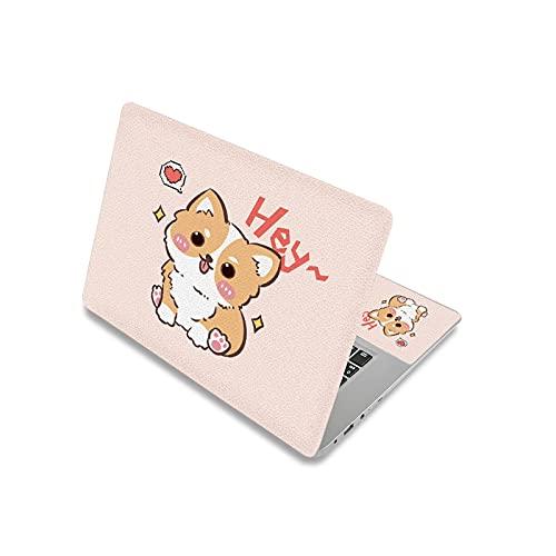 Preciosa pegatina para portátil de 13 pulgadas, 14 pulgadas, 15,6 pulgadas, 17 pulgadas, cubierta protectora para la superficie de la PC Acer/HP/Dell/Lenovo-Laptop Skin 4-17 pulgadas