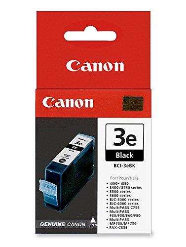 Canon Bci-3eBK compatible and remanufactured