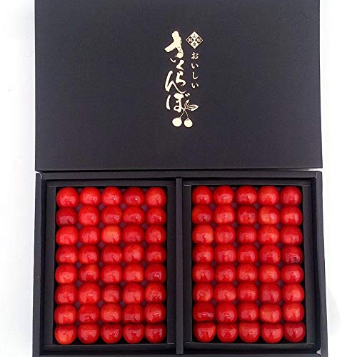 さくらんぼ 佐藤錦 または 紅秀峰 約600g 山形県産 秀品 化粧箱入り