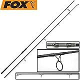 Fox Horizon X4 Abbreviated Handle 12ft 3lb - Karpfenrute zum Angeln auf Karpfen, Angelrute zum...