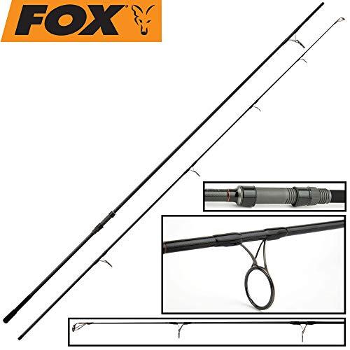 Fox Horizon X4 Abbreviated Handle 12ft 3lb - Karpfenrute zum Angeln auf Karpfen, Angelrute zum Karpfenfischen, Grundrute