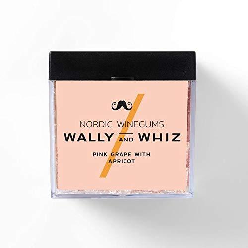 Wally And Whiz - pink Grapefruit mit Aprikose (vegan, gluten- laktosefrei) 140g