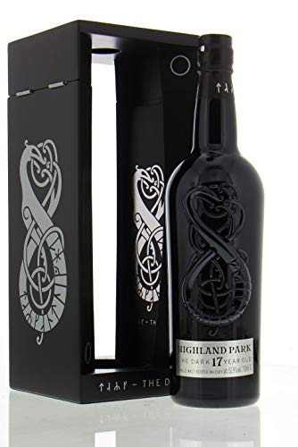 Highland Park Dark Runes Single Malt Whisky (1 x 0.7 l)
