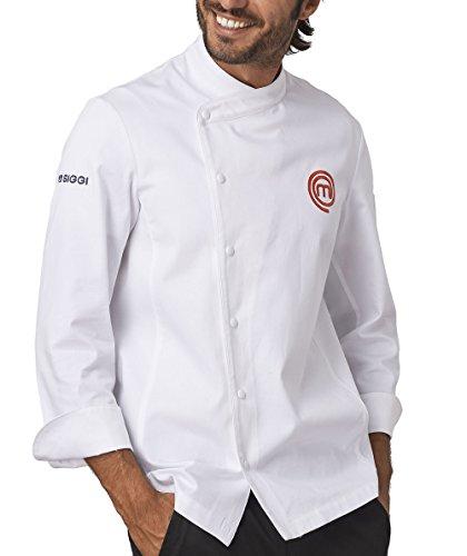 Giacca Cuoco Originale Masterchef Siggi L