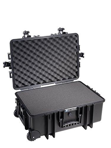 B&W outdoor.cases Typ 6700 mit Würfelschaum (SI) - Das Original