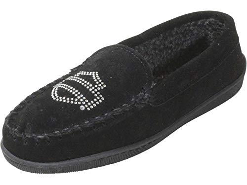 Harley-Davidson D83011 - Zapatillas para mujer, negro (Negro), 35 EU