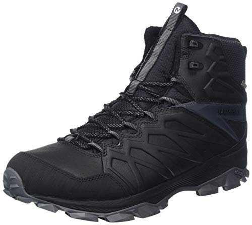 Merrell Thermo Freeze Tall WP, Botas de Senderismo para Hombre, Negro Black,...