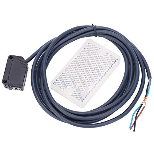 Sensor fotoeléctrico, sensor capacitivo E3Z-R61 Sensor de interruptor fotoeléctrico para estabilidad regional para autodiagnóstico
