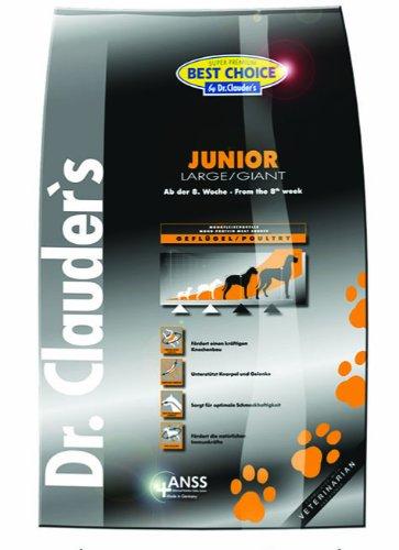 Unbekannt Best Choice Junior Large/Giant 4 kg, 1er Pack (1 x 4 kg)