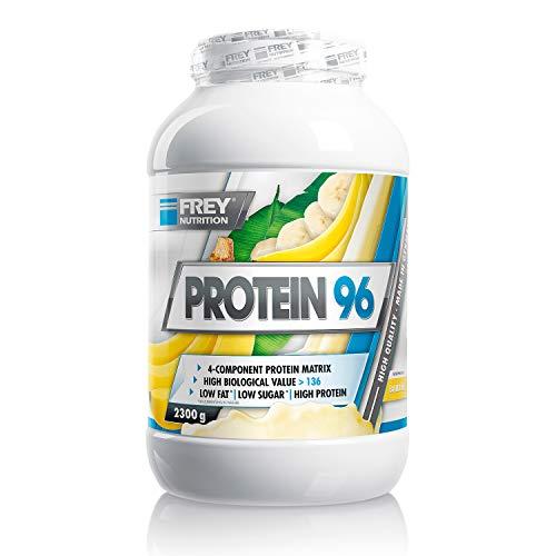Frey Nutrition Protein 96 - 2.3 kg Dose (Banane)