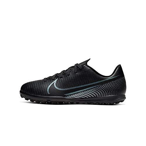 Nike Vapor 13 Club TF Scarpe Calcetto Senior Nero, 43