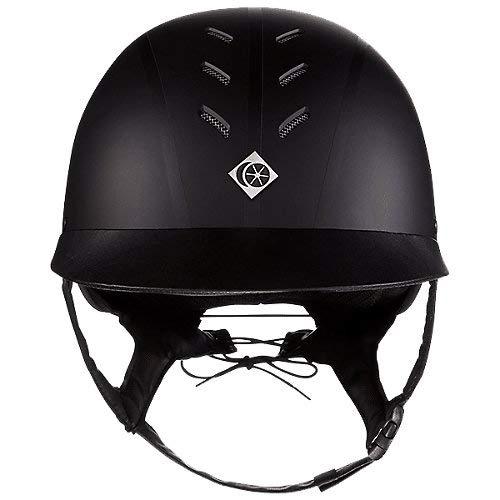 Charles Owen My PS Helmet 6 3/4 Black