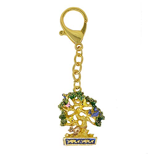 Feng Shui Success And Wealth Coin Amulet Coins Keychain W4133 Rodea Gr