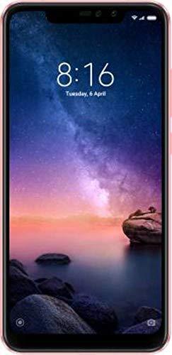 Redmi Mi Note 6 Pro (Rose Gold, 6GB RAM, 64GB Storage)