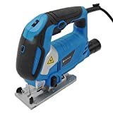 <span class='highlight'><span class='highlight'>Xinng</span></span> Electric Jigsaw with Blades Laser & LED 6 Variable Speed 4 Position Orbital Action Lock-on Button Cutting Angle -45° to 45° 800W 3000rpm Powerful Circular Saw Cutting