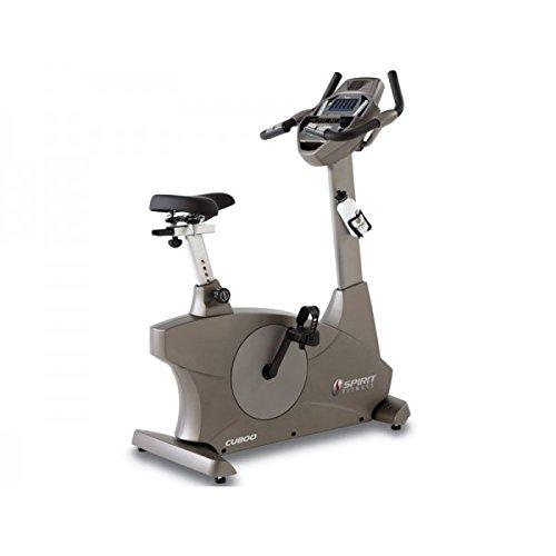 Bicicleta estática profesional Spirit Fitness cu800