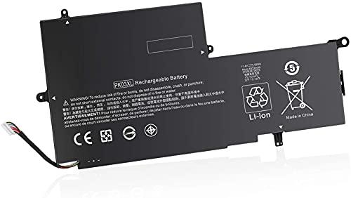 AKKEE PK03XL Laptop Batteria per HP Spectre 13 Pro X360 G1 G2 Spectre 13-4000 13-4100 13-4200 13-4000nf 13-4006tu 4101dx 13-4103dx 13-4002dx 13-4003dx 789116-005 788237-2C1 TPN-Q157