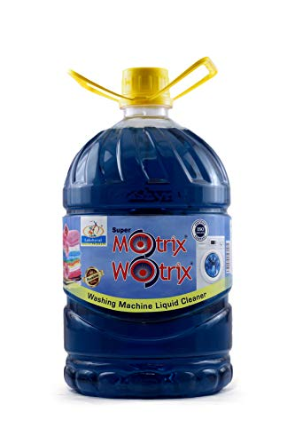 Lakshyraj Quality Products Matrix (Motrix) Washing Machine Liquid...