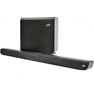 Scopri una vera esperienza audio domestica con il sistema Polk MagniFi One Soundbar e subwoofer wireless MagniFi One è configurato in pochi minuti – dimenticate i grovigli di cavi e installazioni complicate Esclusiva tecnologia VoiceAdjust, aumenta n...