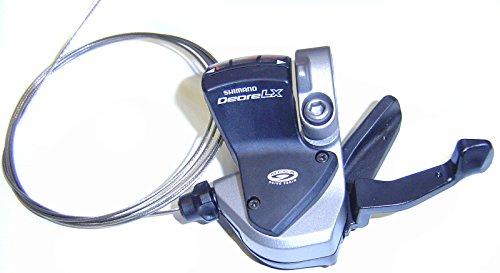 Shimano LX Schalthebel SL-M571 3-fach rapidfire schwarz/silber NEU
