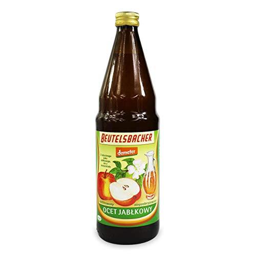 Apfelessig, ungefiltert BIO 750 ml - BEUTELSBACHER