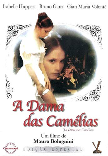 A Dama das Camelias - Ed. Especial ( La storia vera della signora dalle camelie ) Mauro Bolognini