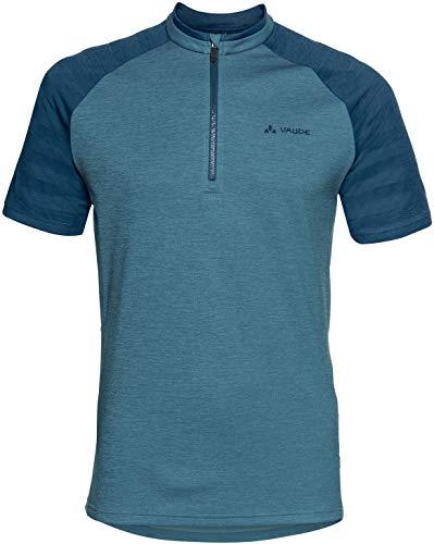 VAUDE Herren Tamaro III Shirt T, Blue Gray, XXXL