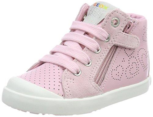 Geox Baby Mädchen B Kilwi Girl A Sneaker, Pink (Lt Pink), 25 EU