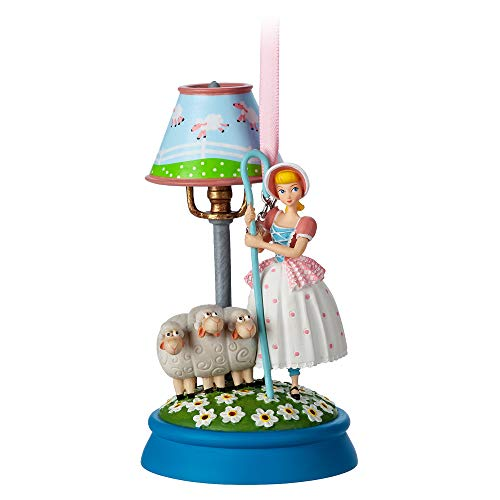 Disney Pixar Bo Peep and Sheep Light-Up Sketchbook Ornament - Toy Story 4