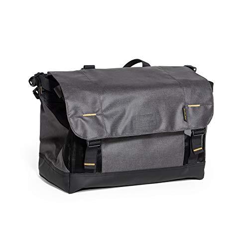 Burley Unisex– Erwachsene Travory Market Bag, schwarz/grau, Einheitsgröße