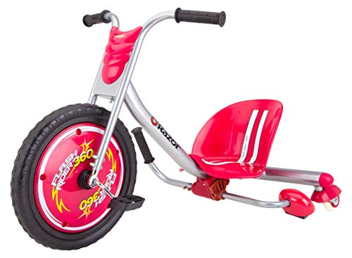 multi purpose razor girl bike Razor FlashRider 360 Caster Trike